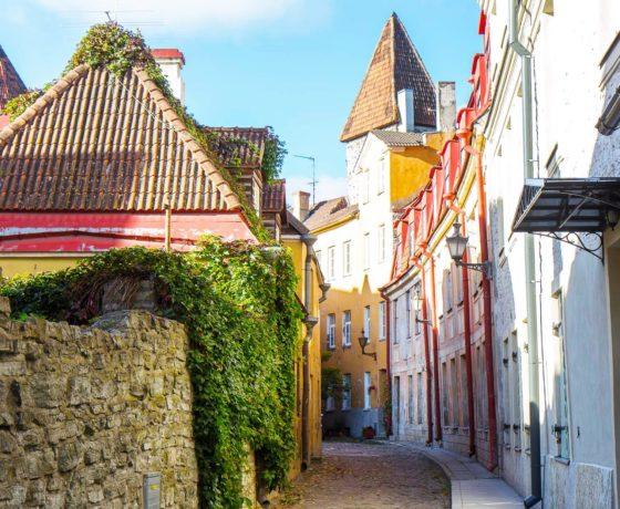 Tallinn Accessible tour