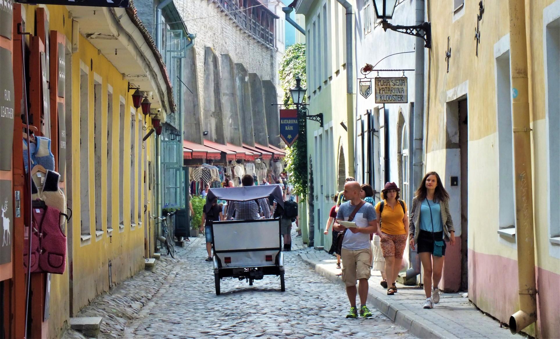 Tours in Tallinn Estonia